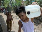 Kekeringan Landa Bondowoso, Warga Mulai Krisis Air Bersih