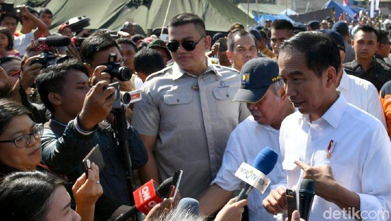 Jokowi Sudah Komunikasi dengan Ketua Timses Sebelum Diumumkan