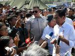 Jokowi: Suplai Besar-besaran Semen dan Baja ke NTB Pascagempa!
