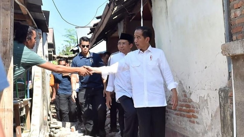 Kunjungi NTB, Jokowi Akan Serahkan Bantuan untuk Korban Gempa