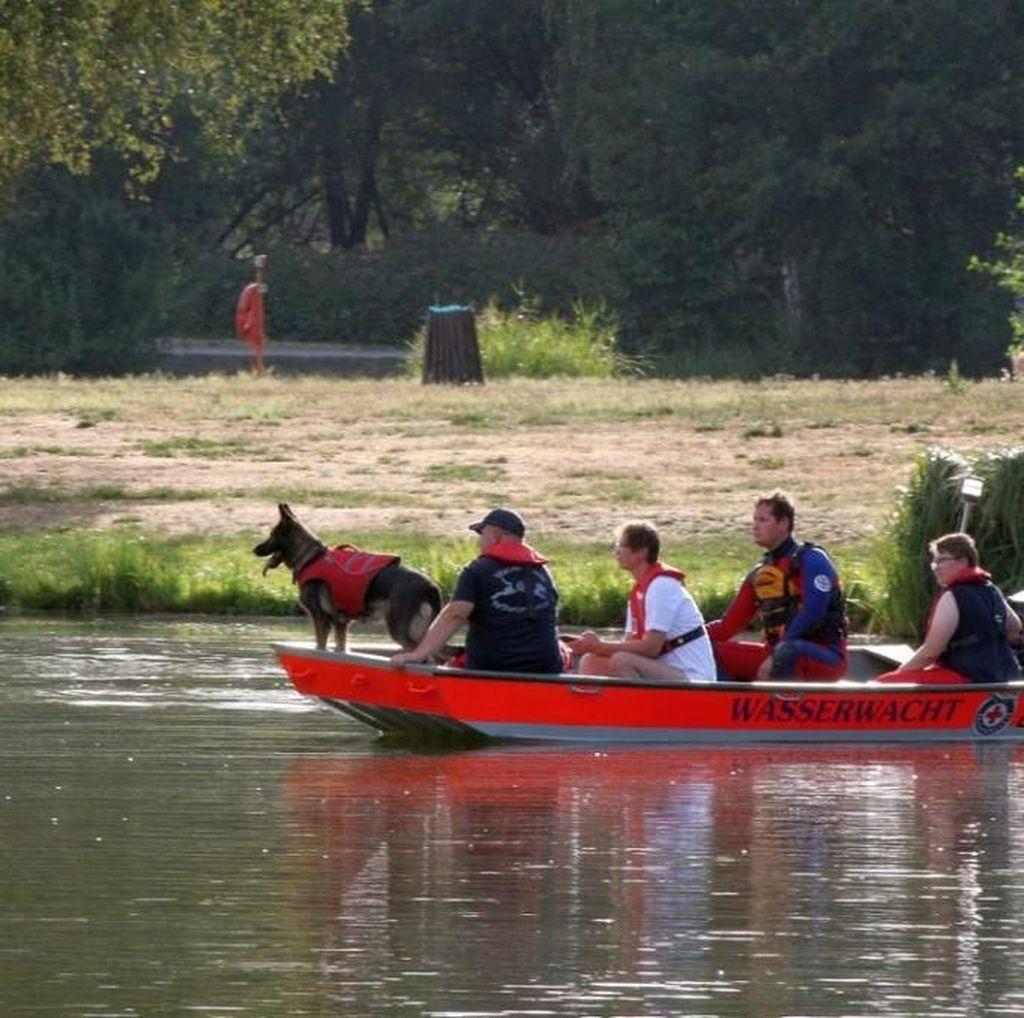 Foto: Danau Lokasi Mahasiswi RI Meninggal Tenggelam di Jerman