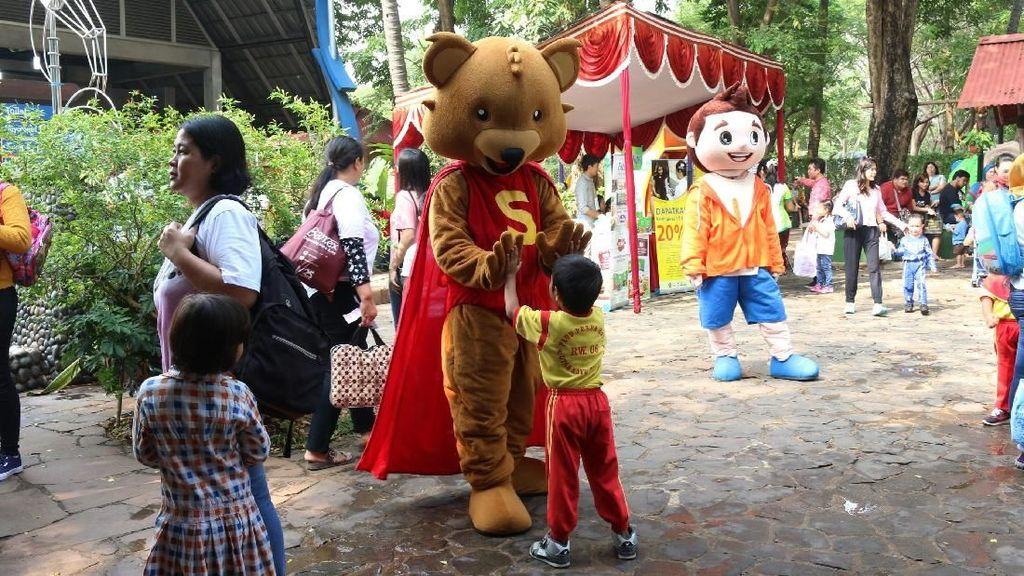 Kemeriahan Acara Im Super Kid di Peringatan Hari Anak Nasional
