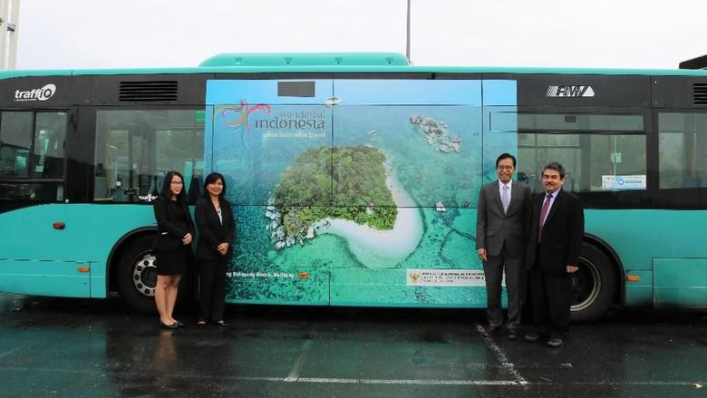 Wonderful Indonesia Melintasi Frankfurt, Stuttgart dan Munchen