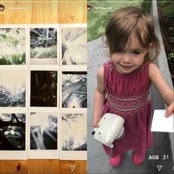 Keren! Kecil-kecil Bocah 3 Tahun Ini Jago Fotografi