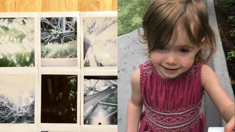 Keren! Kecil-kecil Bocah 3 Tahun Ini Sudah Jago Fotografi / Foto: Instagram