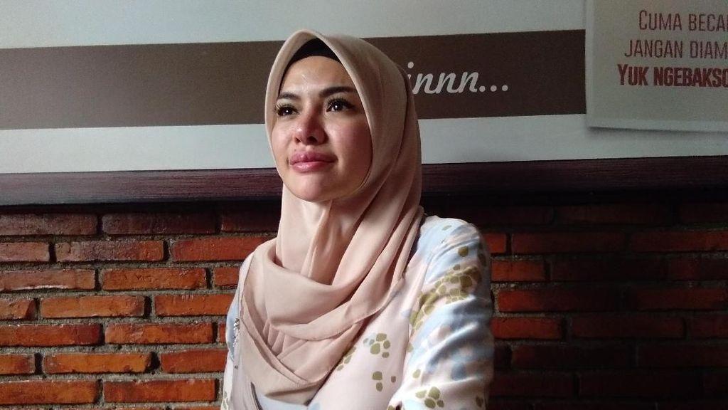Sakit, Nikita Mirzani Minta Dipanggil Ulang Polres Jaksel