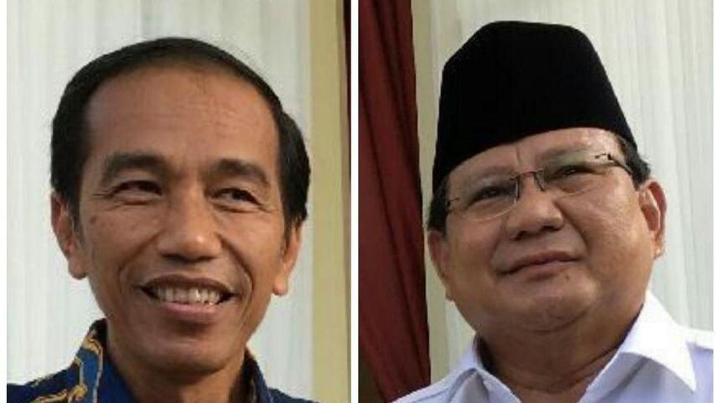 Survei Parameter Politik: Mayoritas Tolak Prabowo Masuk Pemerintahan