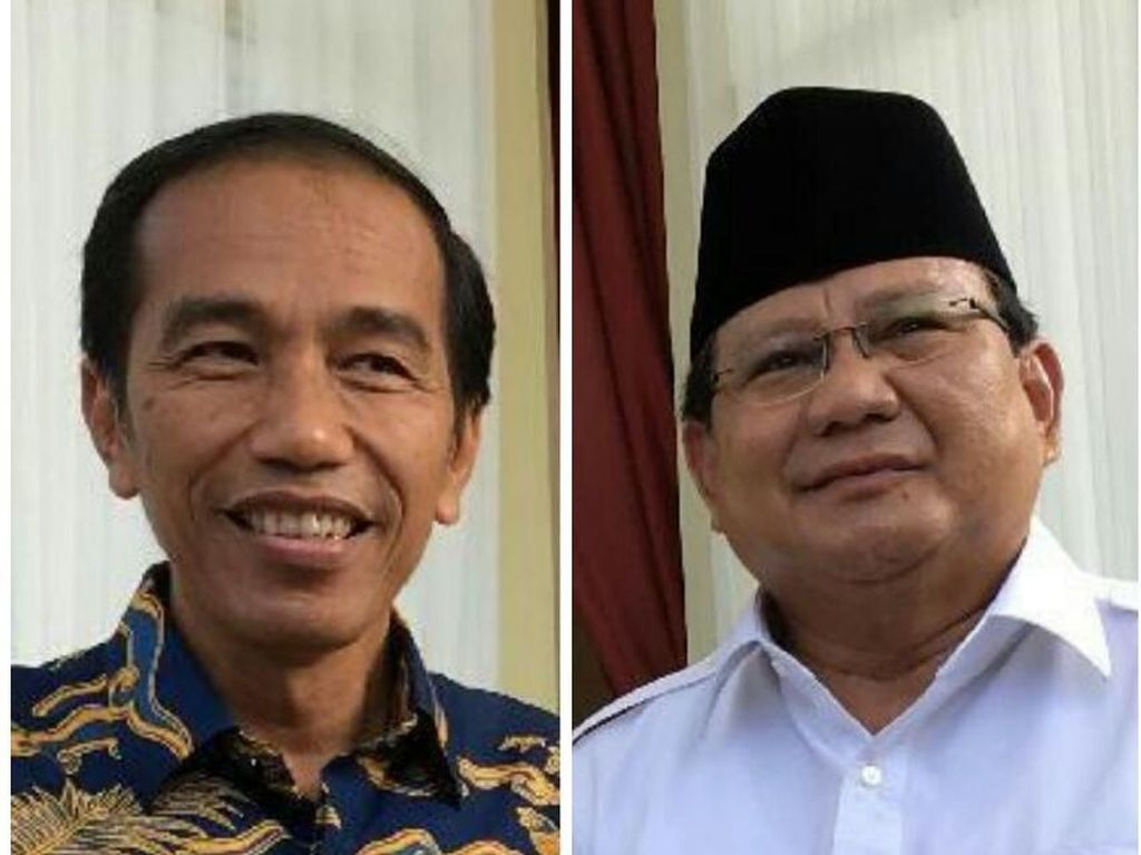 Struktur Timses Jokowi-Maruf vs Prabowo-Sandiaga