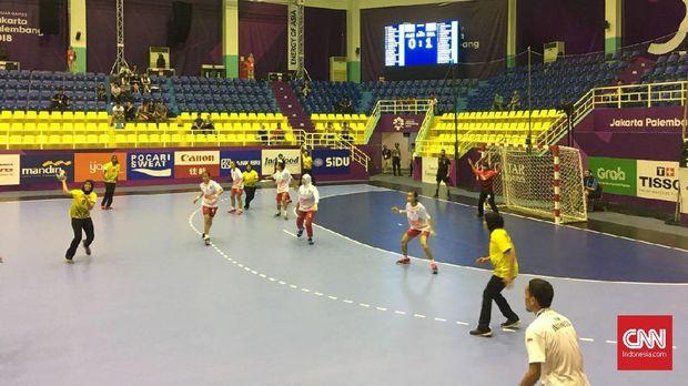 Kursi kosong di beberapa venue pertandingan Asian Games 2018 berbuah teguran dari OCA.