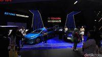 Toyota Jual 6.000-an Mobil di GIIAS 2018