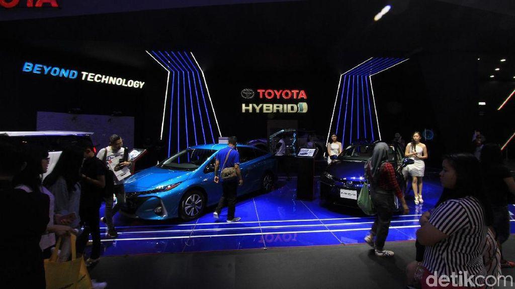 Mobil-mobil Toyota yang Hilang di GIIAS 2019