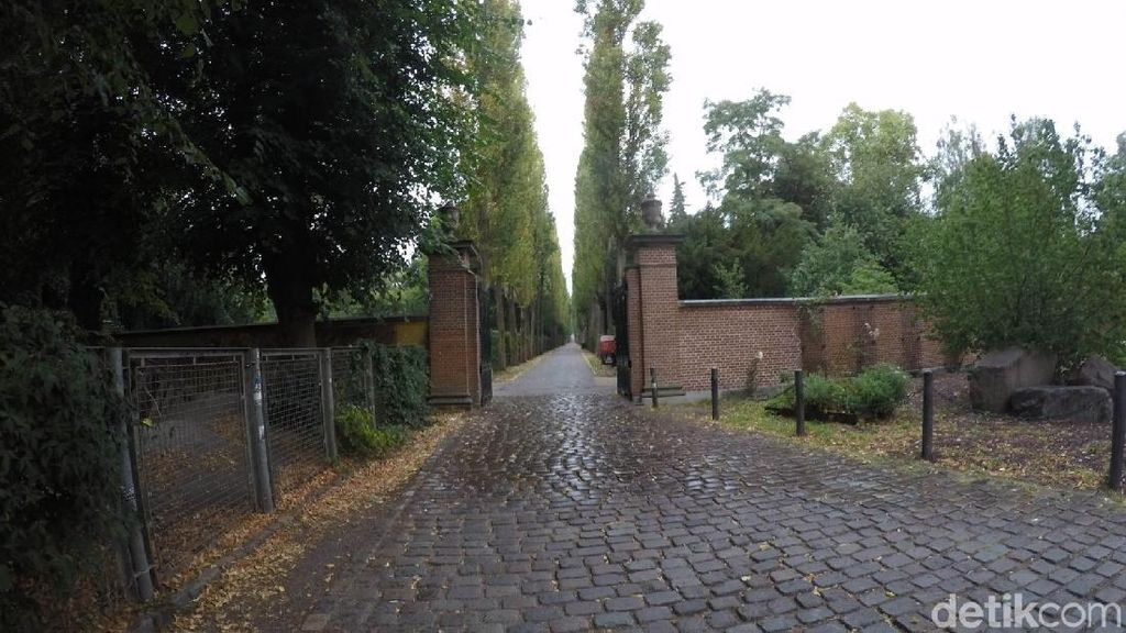 Foto: Kuburan Paling Terkenal di Denmark