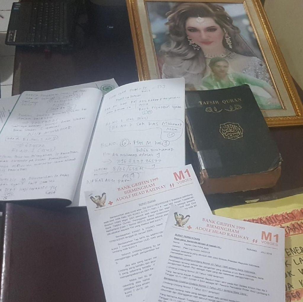 Kerajaan Ubur-ubur Klaim Dapat Mandat Cairkan Dana, Ini Dokumennya