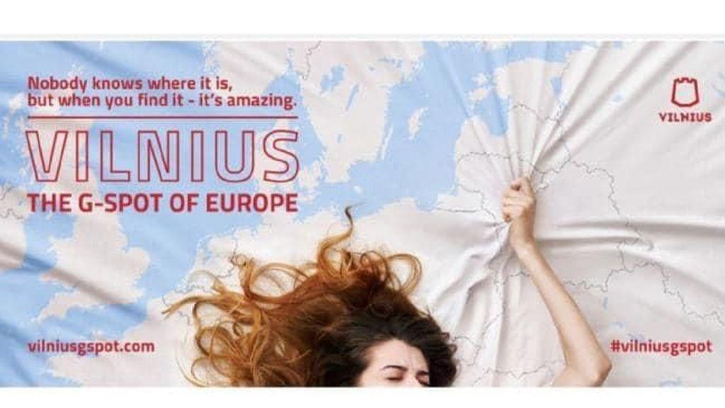 Mau Promosi Pariwisata, Iklan Lithuania Malah Dianggap Cabul