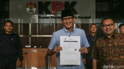 Bukan untuk Saingi Jokowi, Ini Alasan Sandiaga Uno Suka Pakai Brand Lokal