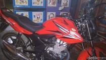 Motor Perpustakaan Keliling Bantuan Jokowi di Bandung Dicuri