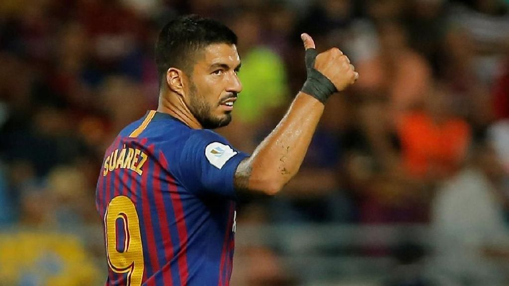 Luis Suarez: Raja Assist di Liga Spanyol Sejak 2015/2016