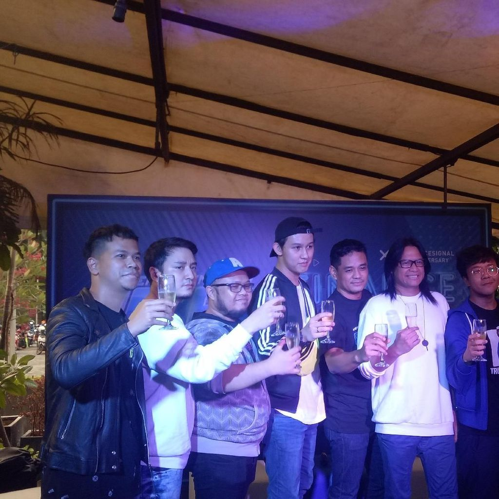 Finalice Siapkan Local Movement dan 99 DJ Indonesia