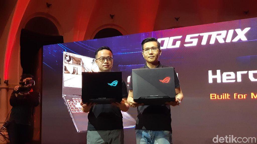 Ini Laptop Pertama di Dunia dengan Layar IPS Level 144Hz
