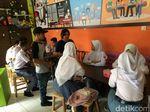 Kafe di Ciamis Gratiskan Makan Bagi Penghafal Teks Proklamasi
