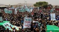 Lautan Manusia di Pemakaman 40 Anak Korban Serangan Arab Saudi