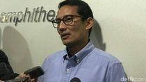 Sandiaga: Pesan Pak Prabowo 3 Minggu Jangan Komentar Negatif