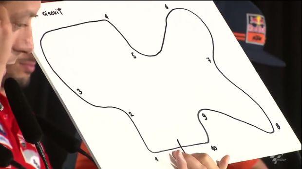 Begini Nih Sirkuit Sempurna buat Valentino Rossi
