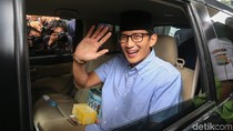 Sandiaga Soal Rencana Temui Jokowi: Lagi Tunggu Waktu