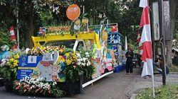 Kota Hujan Angkat Pariwisata Lewat Parade Budaya dan Fashion Show