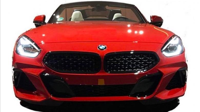 BMW Z4 Foto: Pool (autoexpress)