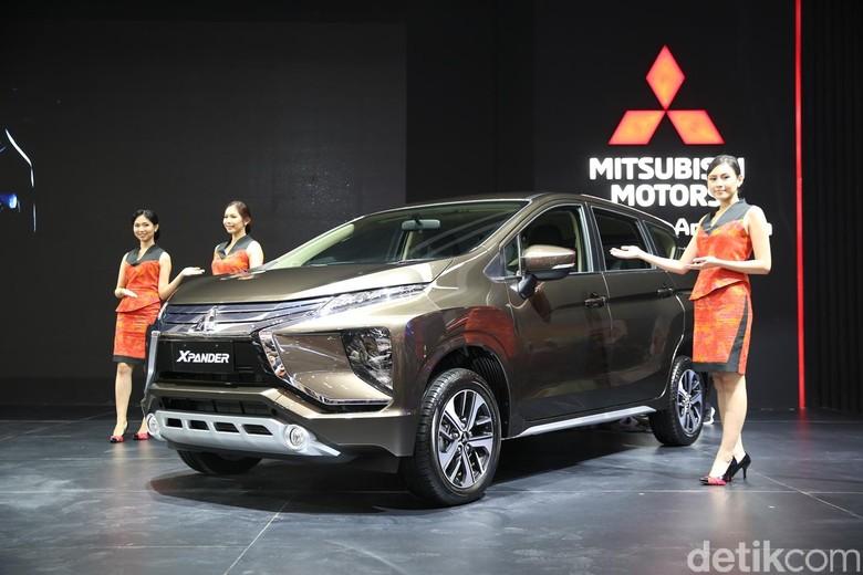Mitsubishi Xpander. Foto: Mitsubishi