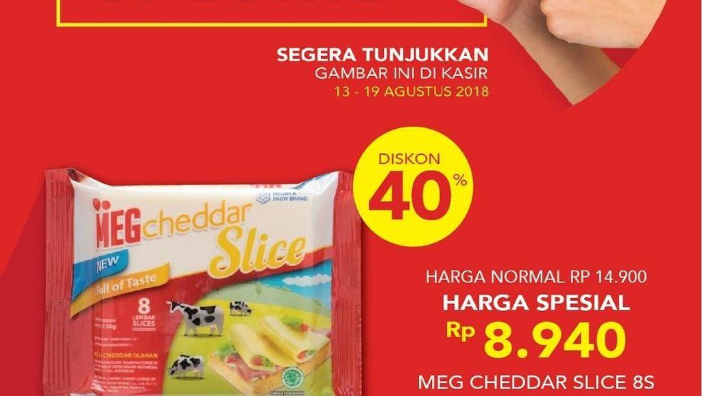 Wajib Kejar! Keju dan Minyak Goreng Hemat di Transmart Solo