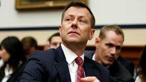 Kirim Pesan Anti-Trump ke Selingkuhan, Agen Senior FBI Dipecat