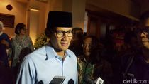 Hasrat Sandiaga Uno Sowan ke Jokowi