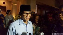 Sandiaga Ungkap Alasan Djoko Santoso Ditunjuk Jadi Ketua Timses