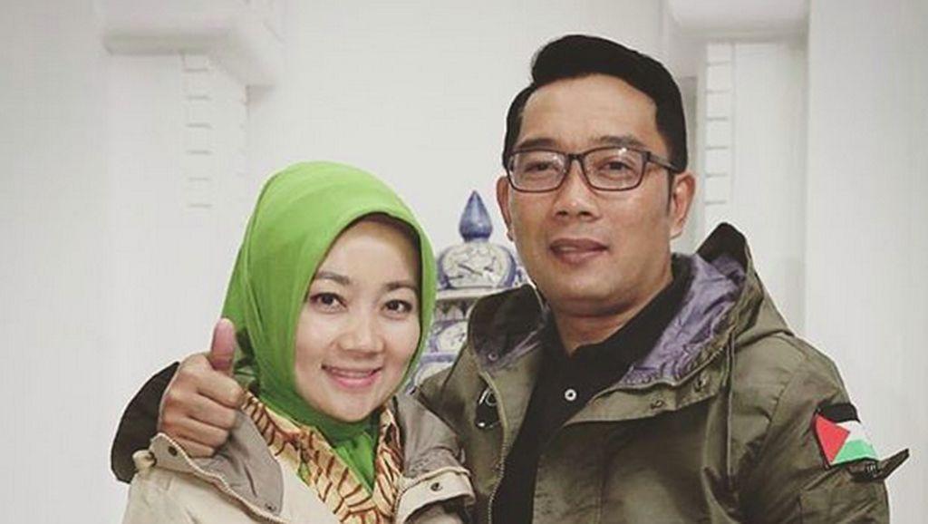 Istrinya Positif COVID-19, Ridwan Kamil: Saya Negatif