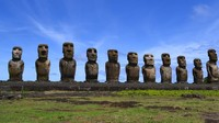2.688 Kilometer: Jarak Point Nemo ke pulau-pulau berpenghuni seperti Kepulauan Pitcairn dan Pulau Paskah. Malah, Pulau Paskah saja sudah disebut tempat paling terisolasi di dunia (CNN Travel)