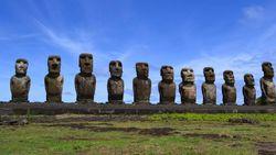 5 Alasan Liburan ke Pulau Paskah yang Terpencil di Dunia