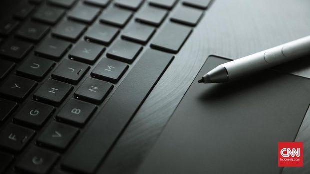 Jajal Kekuatan Laptop Konvertibel HP Pavillion X360