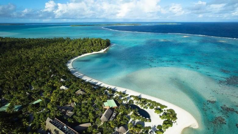 Pulau Pribadi Terbaik di Dunia