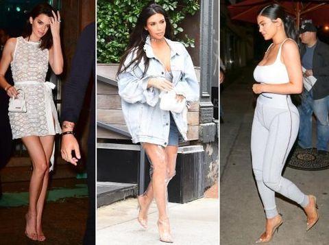 Sepatu yang Dipopulerkan Kim Kardashian Ternyata Bikin Bau Kaki