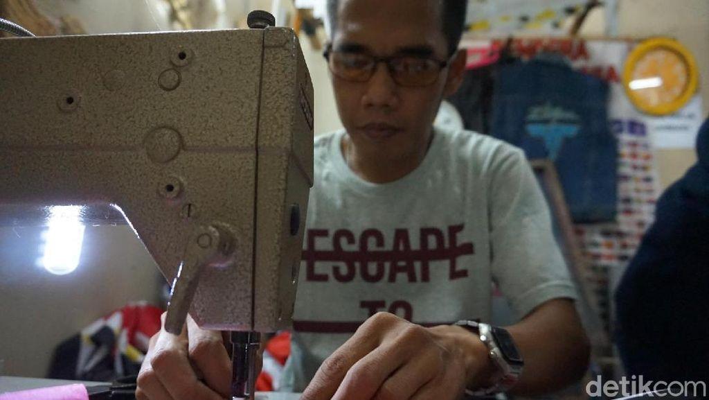 Berkah Asian Games, Pedagang di Pasar Senen Banjir Pembeli