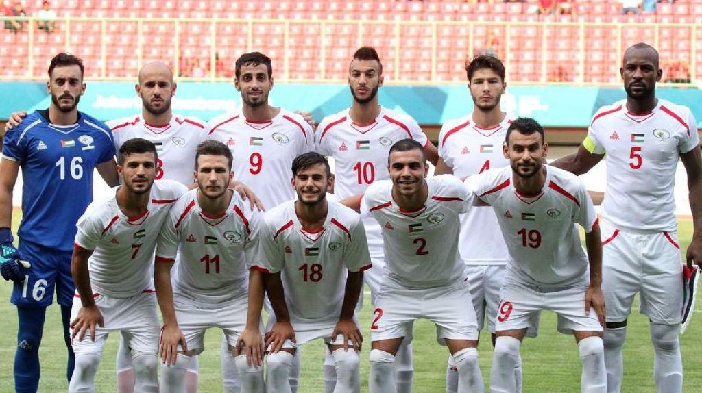 Tampil di Asian Games, Banyak Pemain Palestina Tak Bisa Keluar dari Gaza