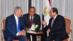 PM Netanyahu Diam-diam Kunjungi Mesir untuk Bahas Gaza