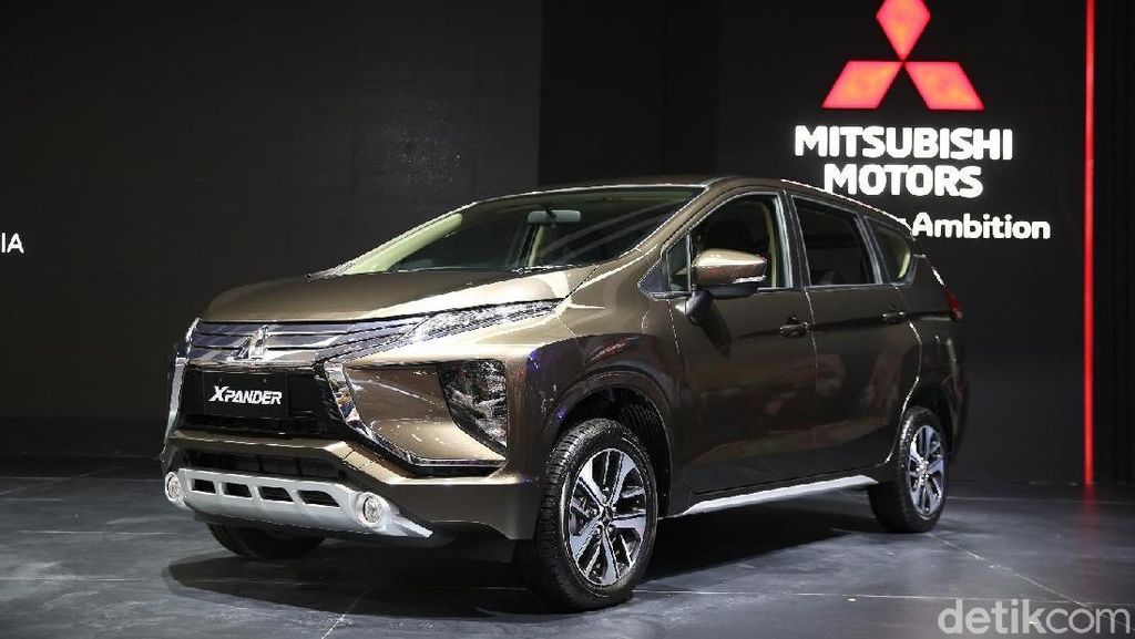 Mesinnya Diproduksi Lokal, Mitsubishi Xpander Bisa Turun Harga?