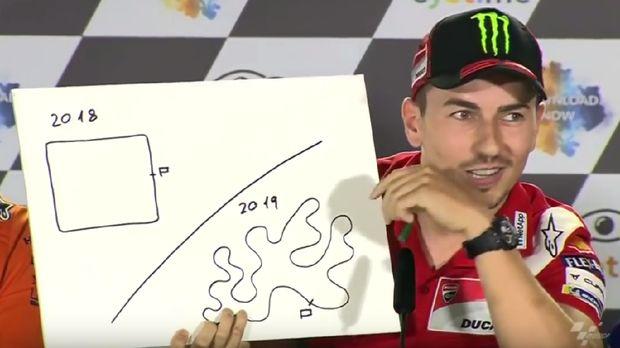 Kelakar Lorenzo dan Marquez Saat Bahas Sirkuit Ideal