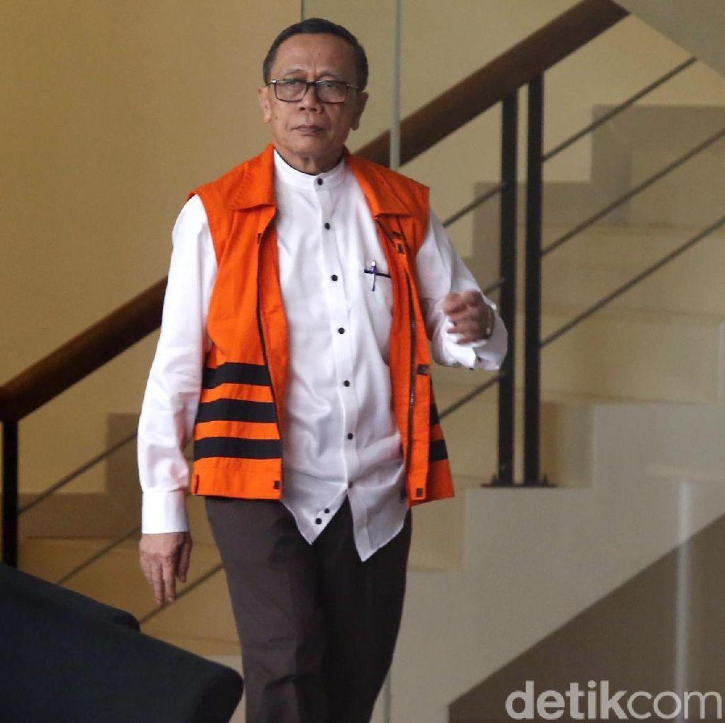 Pemeriksaan Lanjutan Eks Politisi Partai Demokrat Amin Santono