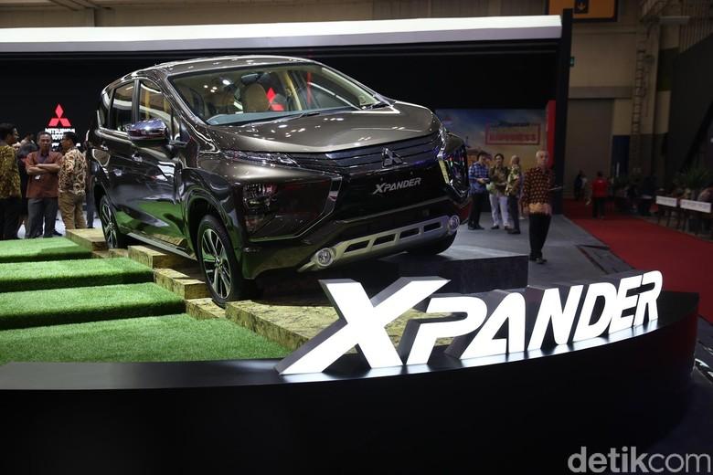 Xpander. Foto: Mitsubishi