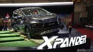 Mitsubishi Xpander Mulai Dilirik Rental
