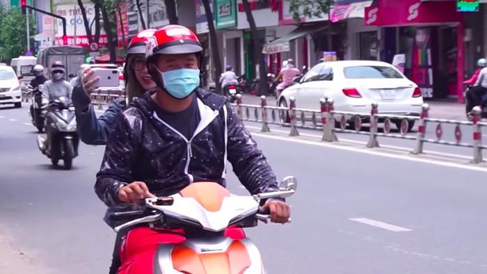Go-Jek ke Vietnam, Grab sudah 4 Tahun di sana. Foto: YouTube